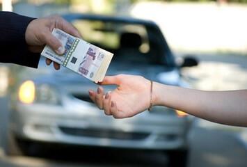 Продал авто в рассрочку по расписке Покупатель не платит
