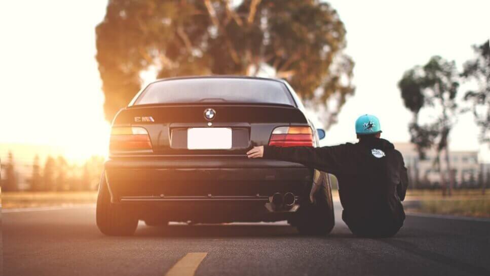 любимый автомобиль