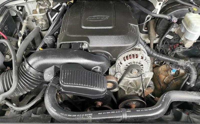 двигатель эскалэйд