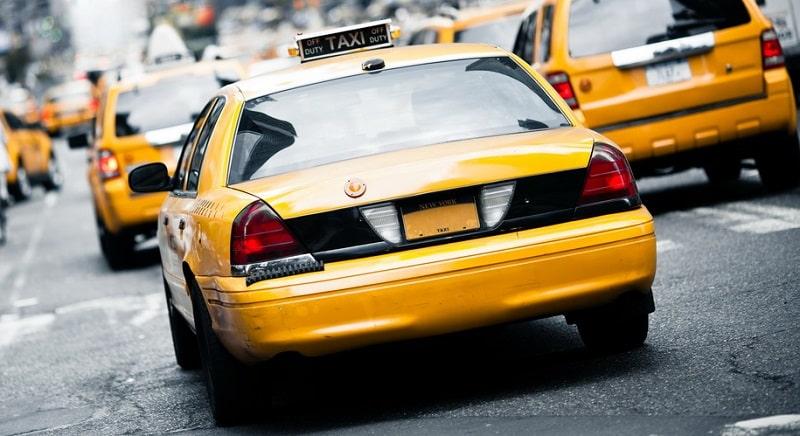 авто после такси