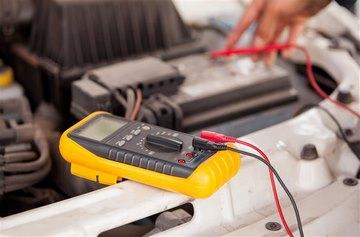 Как проверить утечку тока в автомобиле. Мультиметром или попросту тестером подробное видео