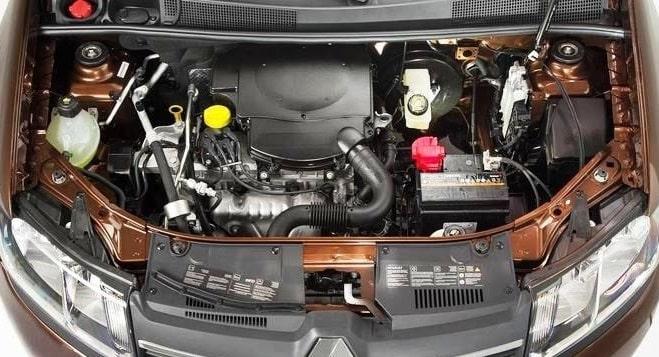 логан двигатель