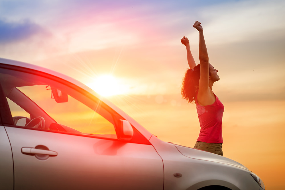 Автомобили для женщины новичка