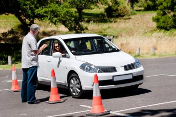 Как проходит экзамен в автошколе, как сдать первый экзамен в автошколе
