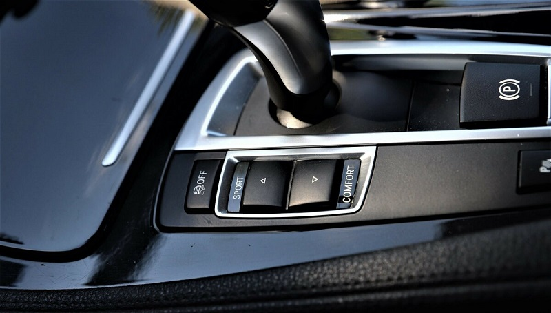 BMW 5 серии F10 АКПП