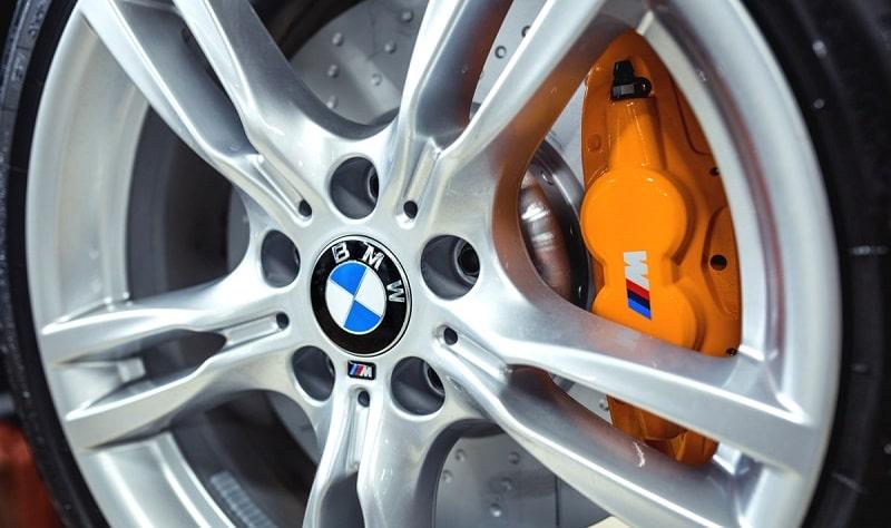 BMW 5 серии F10 тормоза
