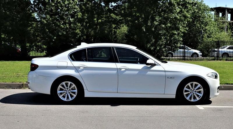 BMW 5 серии F10