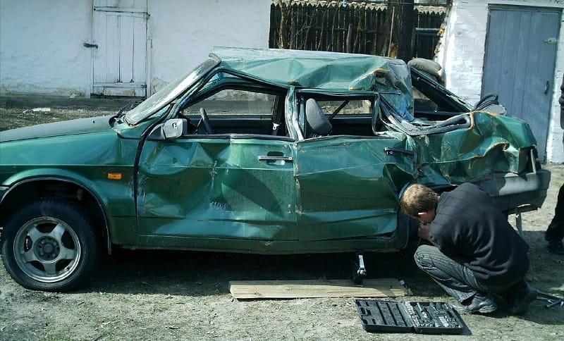 аварийное авто