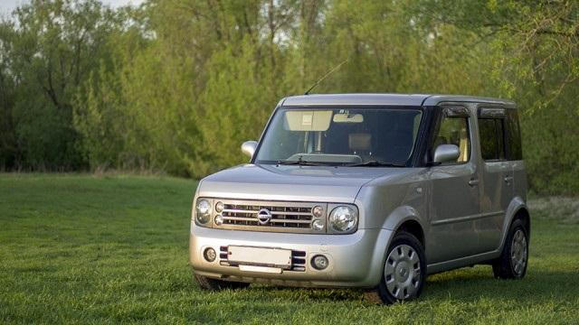 Nissan Cube II (Z11)