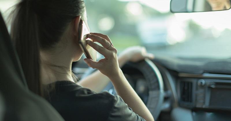 разговор за рулем