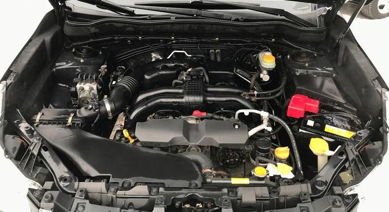 двигатель forester
