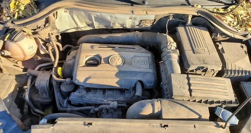 Фольксваген Тигуан двигатель