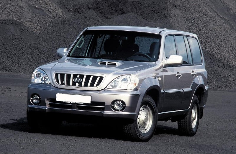 Hyundai Terracan (рестайлинг)