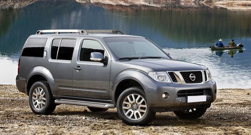 Nissan Pathfinder III (рестайлинг)