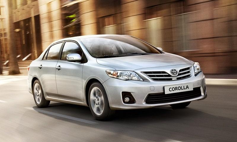 Toyota Corolla X (E140, E150)