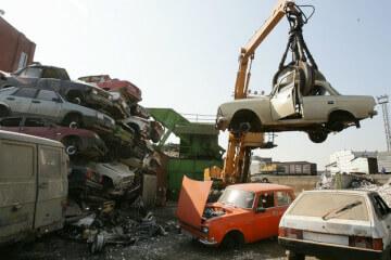 Как сдать в утилизацию авто