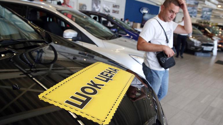 В России выросла средняя стоимость подержанного автомобиля