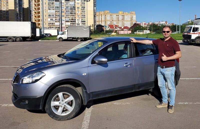 Nissan Qashqai I 2011 года