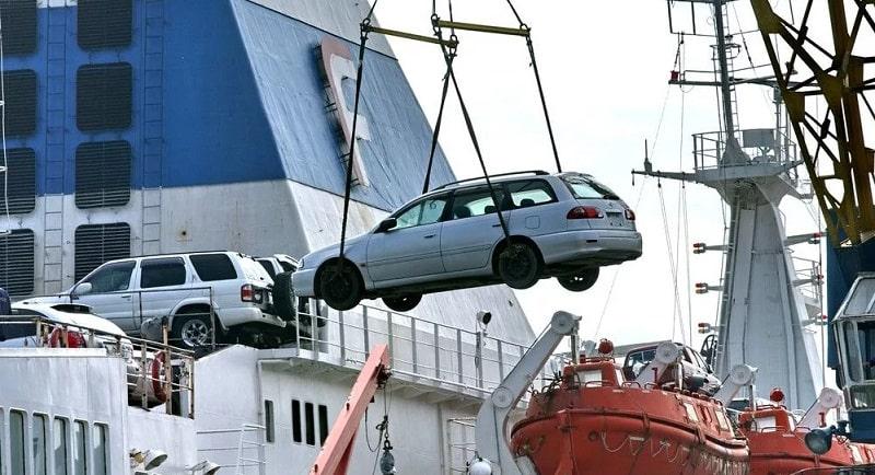 Японские автомобили застряли на Дальнем Востоке