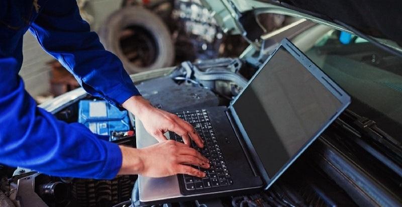 Компьютерная проверка авто