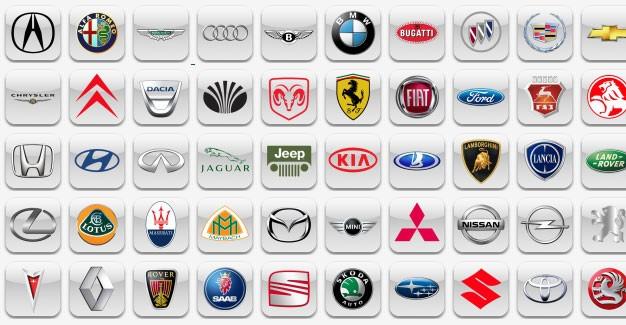 марка автомобиля