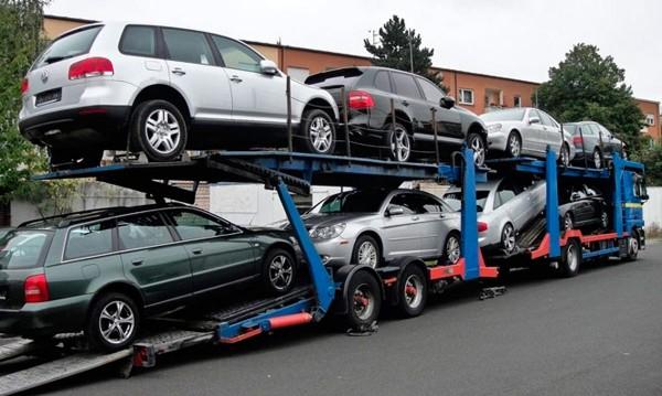 importnyje avto