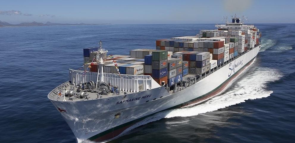 Перевозка кораблем