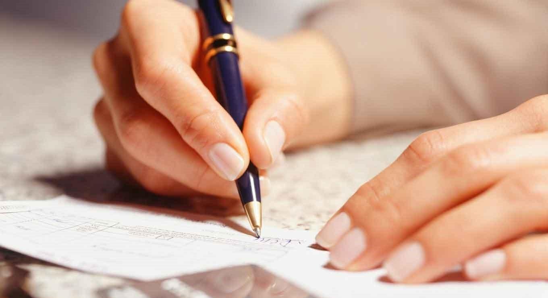 Подписание договора купли-продажи
