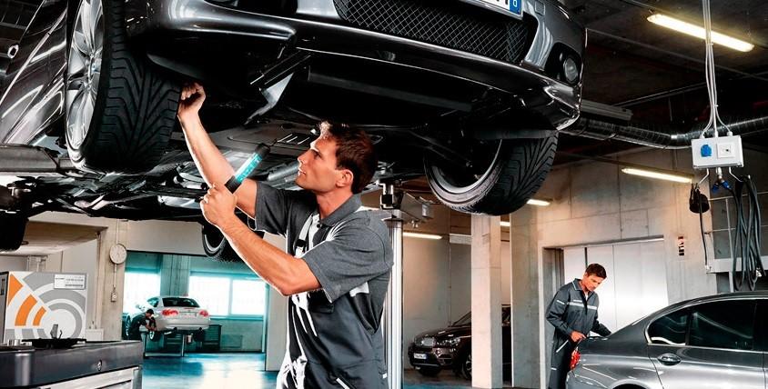 Профессиональная проверка автомобиля