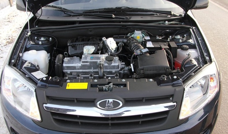 Двигатель Гранты